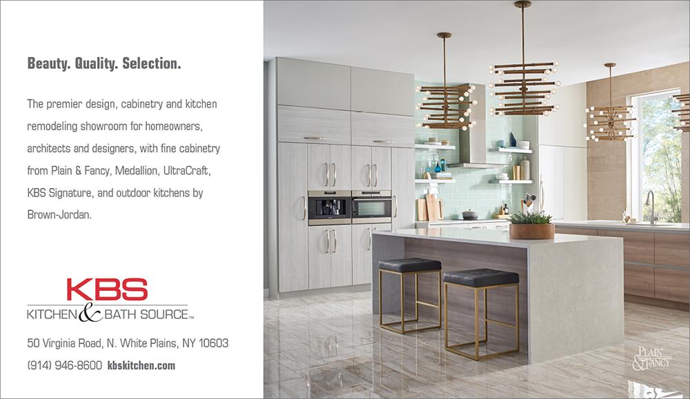KBS/Kitchen and Bath Source - Half Page Magazine Ad
